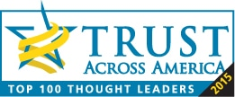 Trust Across America Top 100 Thought Leaders