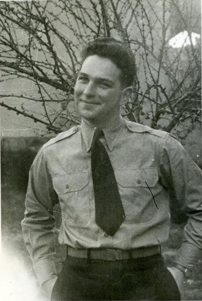 Young Warren Bennis